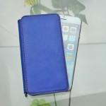 iPhone6s 高品質イタリアンレザー スマホ革ケース 手帳型(全4色)【手作り革工房 エルブ】